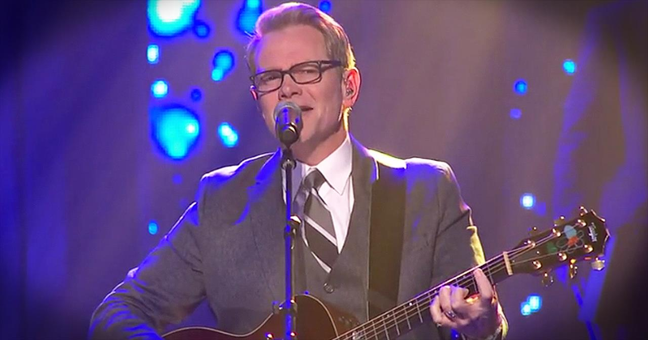 'I Will Be Here' – Inspiring Steven Curtis Chapman Hit