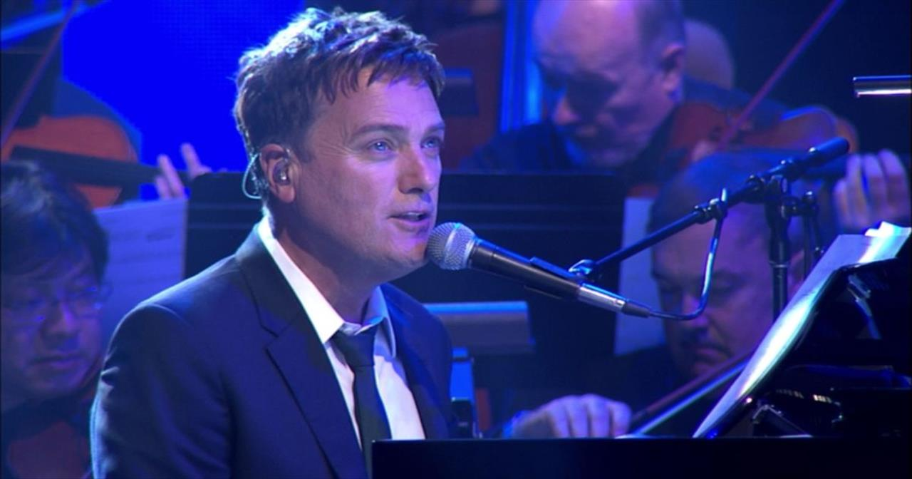 Michael W. Smith - Great Is The Lord (Live)