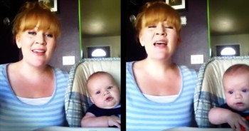 This Mother's Version Of 'Hallelujah' Is Beautiful And So True