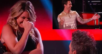 Couple Surprises Judges With Proposal After Incredible Eagles Audition