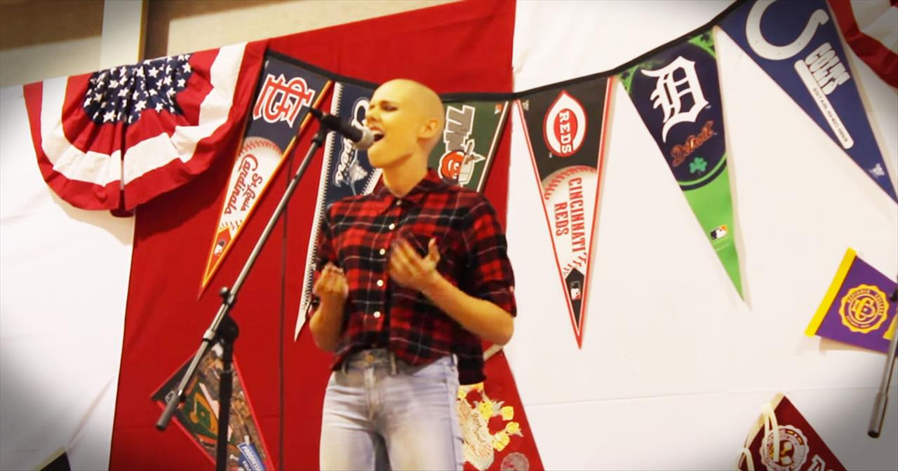 This 16-Year-Old Cancer Survivor's 'Fight Song' Moved My Soul