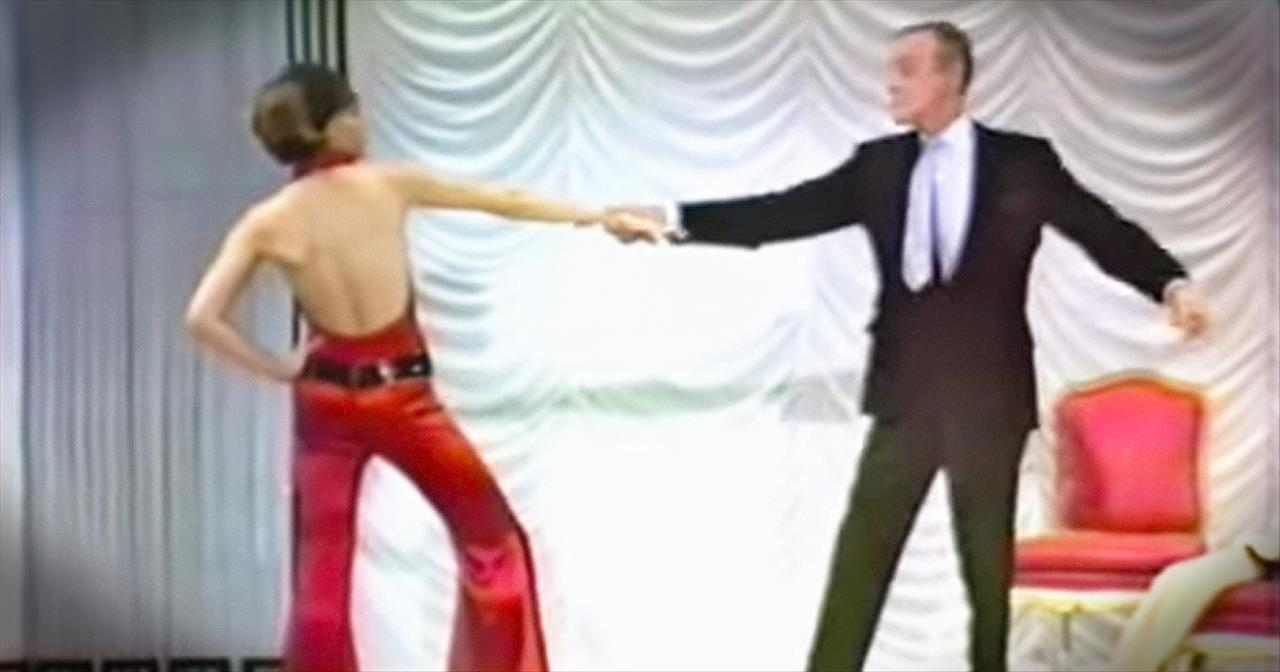 This 1966 Dance From Fred Astaire And Barrie Chase Will Take You BACK!