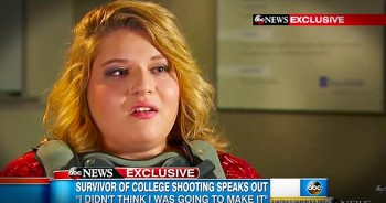 Oregon College Shooting Survivor Prayed For Peace During Tragedy