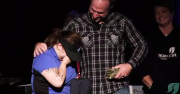 Church Surprises Delivery Driver With The Tip Of A Lifetime