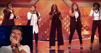 5 Girls Sing 'A Change Is Gonna Come' And Now I'm SPEECHLESS!