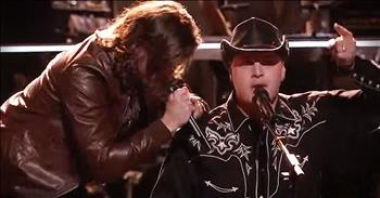 2 Guys Make Country ROCK With 'Old Time Rock And Roll'
