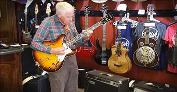 80-Year-Old's Guitar Skills Will STUN You!