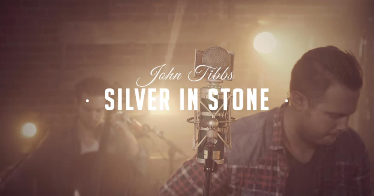 John Tibbs - Silver in Stone (Official Performance)