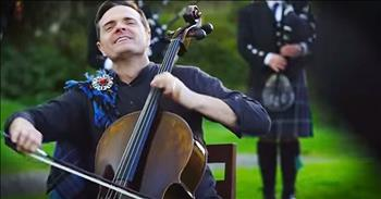 Piano Guys' Mash-Up Of 'Fight Song' And 'Amazing Grace' Made My Heart Soar!
