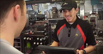 Teen Orders 100 Burgers At McDonald's And Then Does THIS!