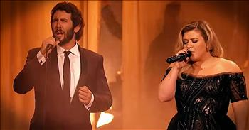'All I Ask' - Josh Groban And Kelly Clarkson Chilling Duet
