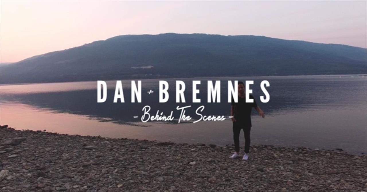 Dan Bremnes - In His Hands (Behind the Scenes)