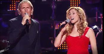 'The Prayer' – Chilling Duet From Michael Bolton and Lara Fabian