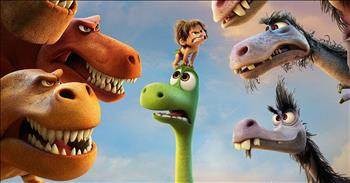 CrosswalkMovies.com: The Good Dinosaur Video Movie Review