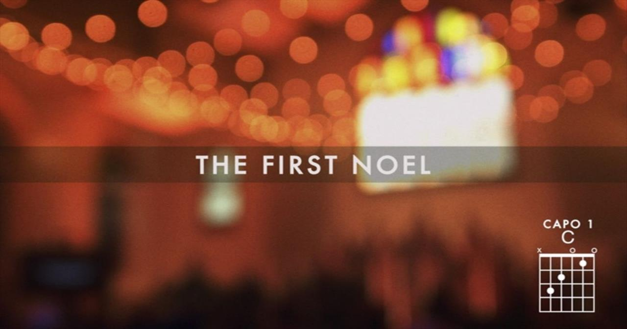 Chris Tomlin - The First Noel