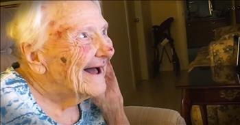 101-Year-Old Discovers She's A Viral Super Star
