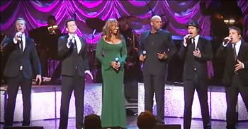 'The Prayer' - The Canadian Tenors, Yolanda Adams and Donnie McClurkin