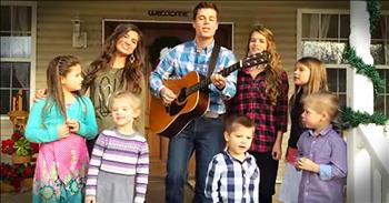 Siblings Sing Praises With 'Go Tell It On The Mountain'