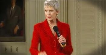 What Jeanne Robertson Says About Leftbrain And Luggage…LOL!