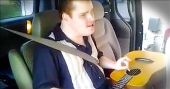 Blind Man With Autism Performs 'Unchained Melody' – So Good!