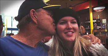 Daughter Writes Heartbreaking Song For Famous Father With Alzheimer's