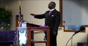 Pastor Disarms Gunman In Church With Power Of Prayer