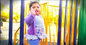 Bullies Mocked This 7-Year-Old For Her Weight Until She Did THIS