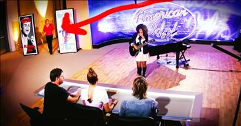 The Surprise AFTER This American Idol Audition Had Everyone In Tears