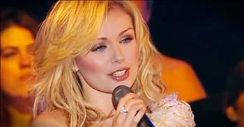 Opera Star Katherine Jenkins Sings Powerful 'Amazing Grace'