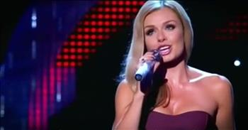 Opera Star Katherine Jenkins Sings Chill-Inducing 'How Great Thou Art'