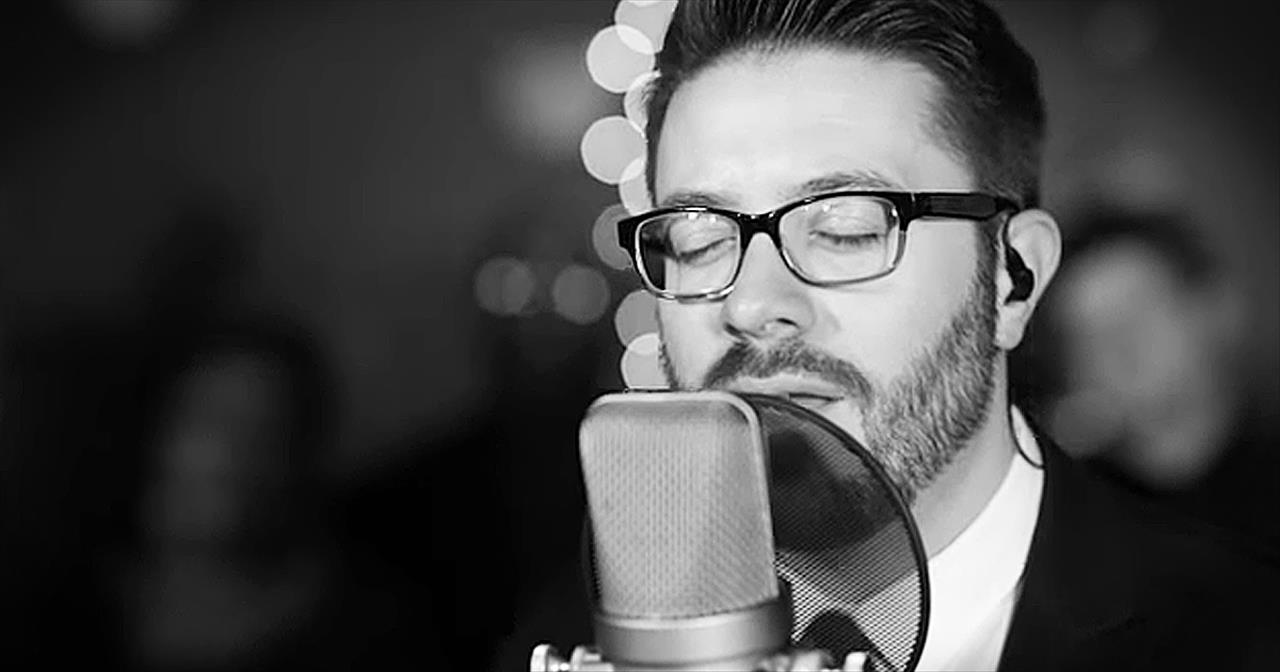'Give Me Jesus' - Danny Gokey Song Brings Chills!