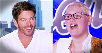 Cancer Survivor's Audition Wows Judges