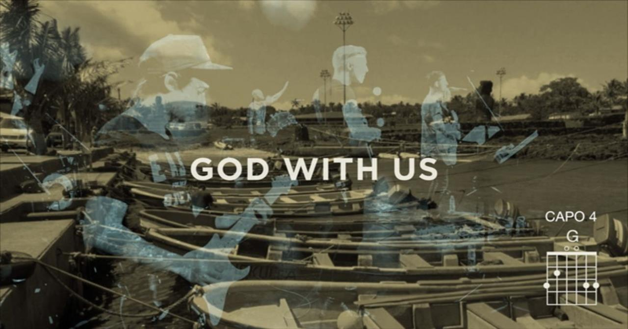 Jesus Culture (featuring Bryan Torwalt) - God With Us