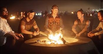 'California Country' - A Cappella Country Boys Take On The West Coast