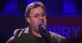 Vince Gill Honors Glenn Frey With Grand Ole Opry Performance