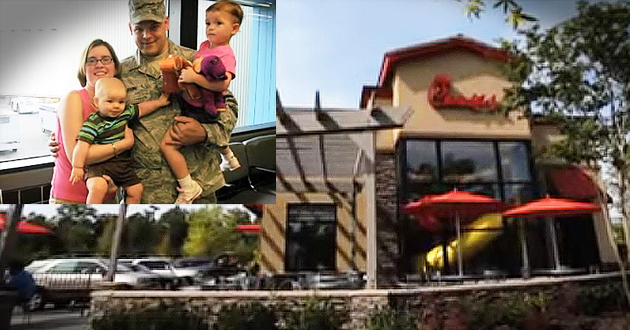 Chick-Fil-A+Worker%27s+Act+Of+Kindness+Helps+Mother+In+Need