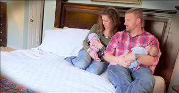 Christian Couple's Adoption Story Is Beautiful Image Of FAITH