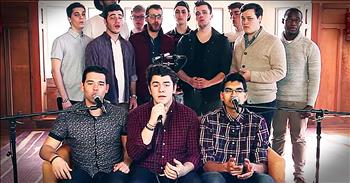 Stunning A Cappella Cover Of 'Make You Feel My Love'