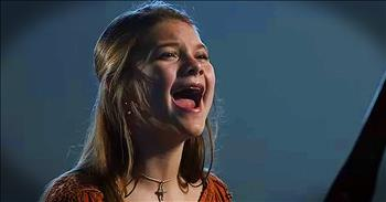 11-Year-Old Belts Out 'How Can It Be' by Lauren Daigle