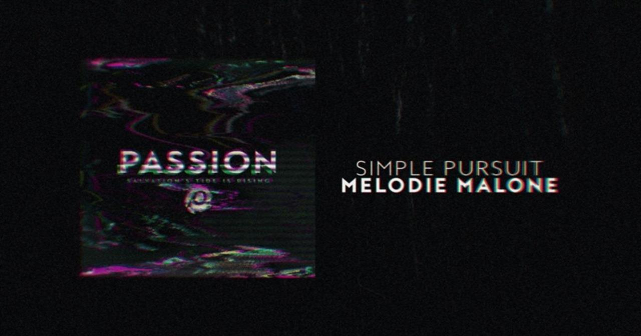 Melodie Malone - Simple Pursuit