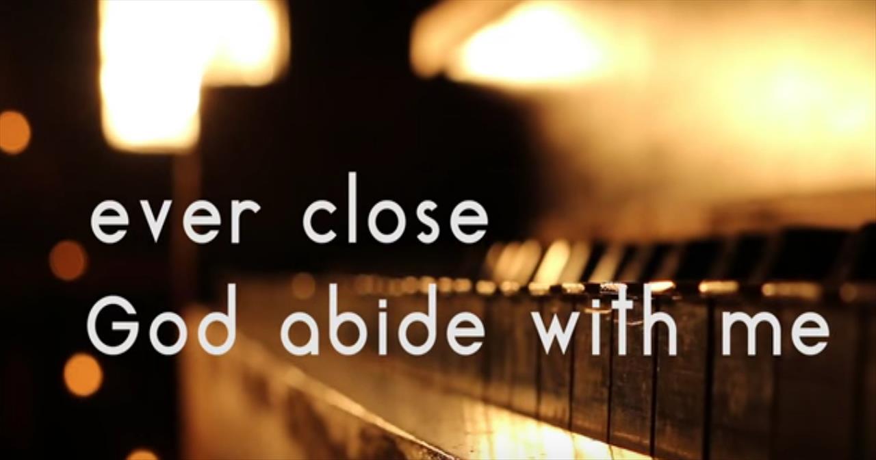 Matt Maher - Abide With Me (Radio Version) [Official Lyric Video]