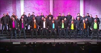 Barbershop Rendition Of 'Footloose' Will Get You Dancing!