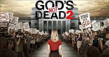 God's Not Dead 2 Video Movie Review