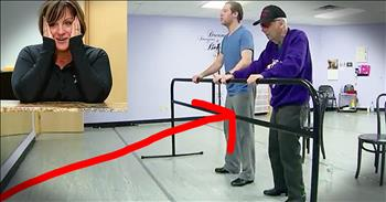 85-Year-Old Tap-Dancing Veteran Will Leave You Inspired!