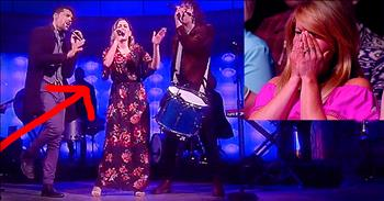 Candace Cameron Bure's 40th Birthday Surprise With For King  Country Will Wow You