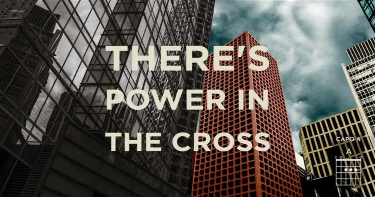 Jesus Culture (featuring Derek Johnson) - Power In The Cross