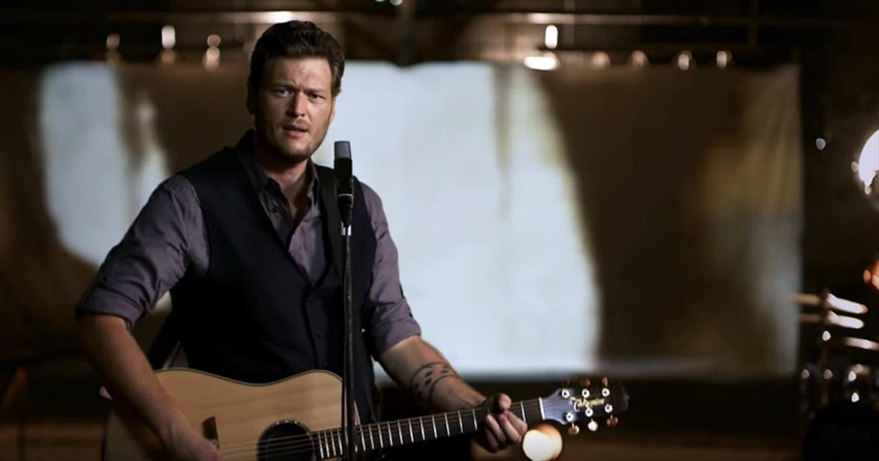 Blake Shelton - God Gave Me You (Official Video)
