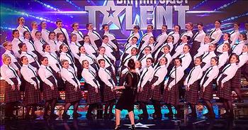 Irish+Choir+Leaves+The+Judges+On+Their+Feet+With+Talented+Audition