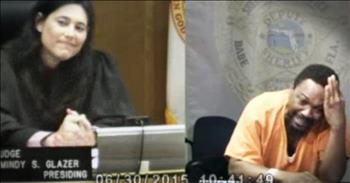 Judge And Prisoner Reunite After Viral Moment In Court