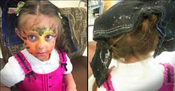 Parents Warn Of Bounce House Dangers After Daughter's Hair Gets Caught